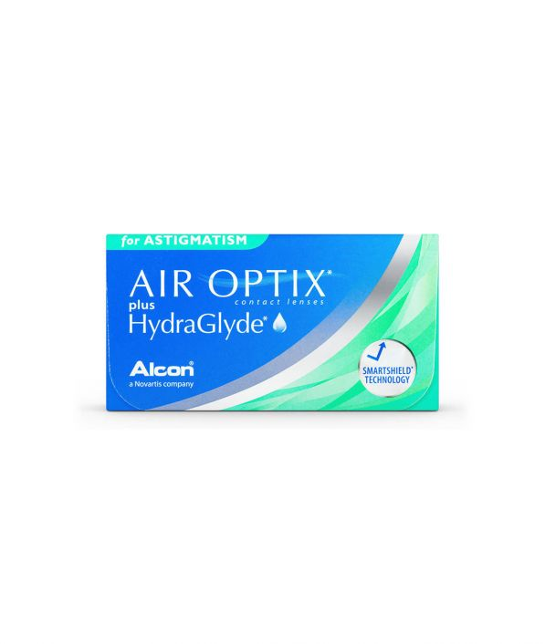 Air Optix for Astigmatism plus Hydraglyde (3 kom)