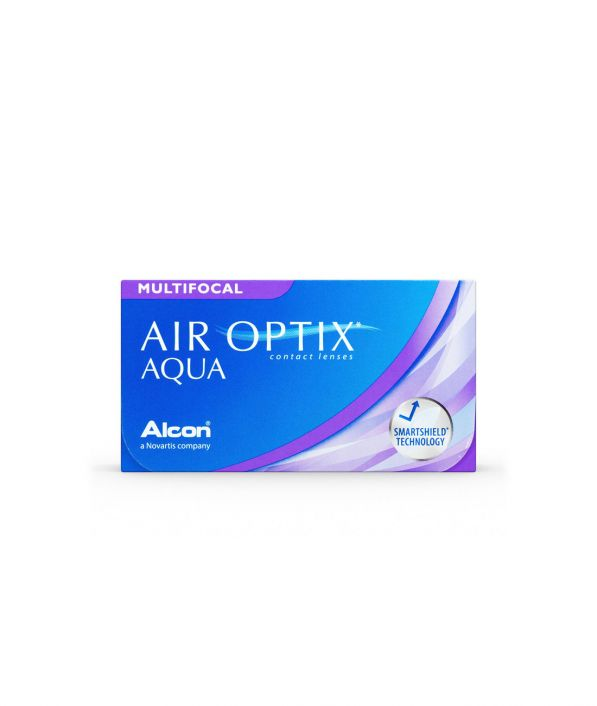 Air Optix Aqua Multifocal (3 kom)